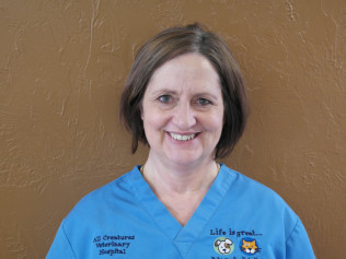Dental Assistant Lynn Hedberg